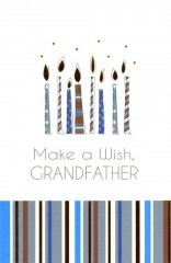 2402 - $3.25 Retail Each - Birthday Grandfather PKD 6