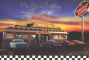 2802 - $3.49 Retail Each - Birthday Brother PKD 6