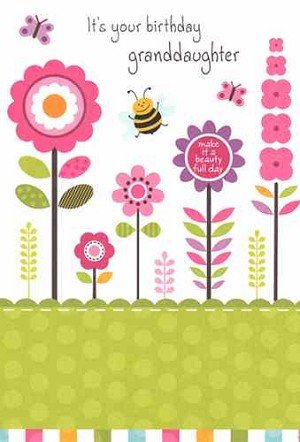 2906a 280 Retail Each Value Birthday Cards Granddaughter