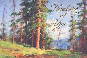 4609 - $3.49 Retail Each - Thinking of You PKD 6