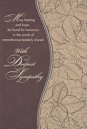 4911 - $3.99 Retail Each - Sympathy PKD 6