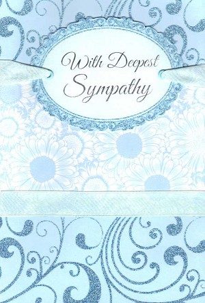 4999I - $4.99 Retail Each - Sympathy General PKD 3