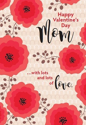 Wholesale valentines day mother greeting cards 7083 399 retail each valentine mother pkd 3 front of card m4hsunfo