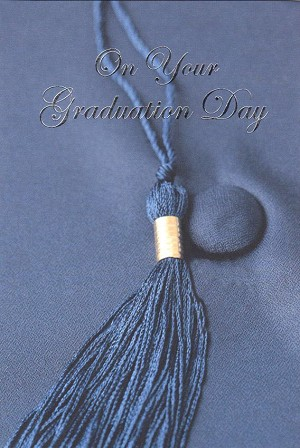 7202 - $3.99 Retail Each - Graduation Master's Degree PKD 3