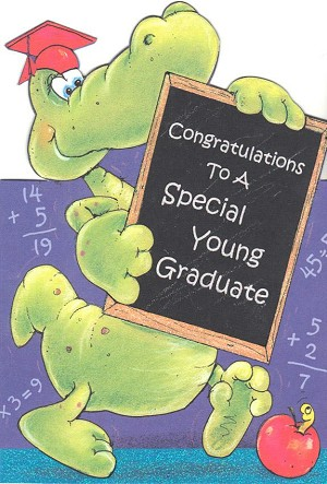 7233 - $3.99 Retail Each - Graduation Juvenile PKD 3