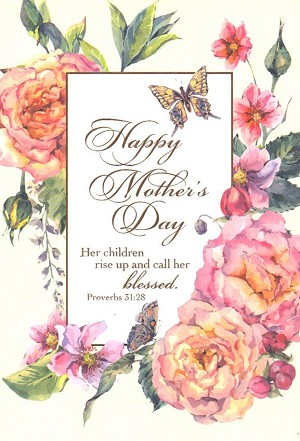 Religious mothers day cards 8020 399 retail each mothers day religious pkd 3 front of card m4hsunfo