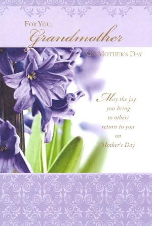 8054 - $3.99 Retail Each - Mothers Day Grandmother PKD 3