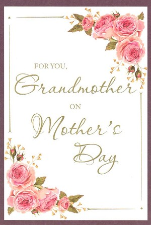 8056 - $3.99 Retail Each - Mothers Day Grandmother PKD 3
