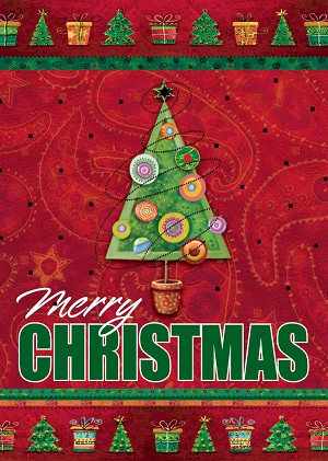 9529 - $3.29 Retail Each - Christmas General Greeting Cards PKD 6
