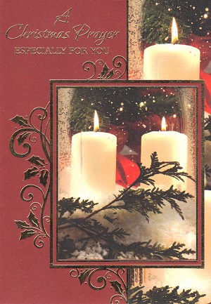 9546 - $3.49 Retail Each - Christmas General Religious Greeting Cards PKD 6