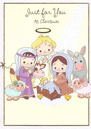 9549 - $3.49 Retail Each - Christmas General Religious Greeting Cards PKD 6