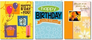 $384  - Assortment of 20 designs of Everyday Cards  packed in 6 for a total of 120 Cards discounted 70% - your profit: $269